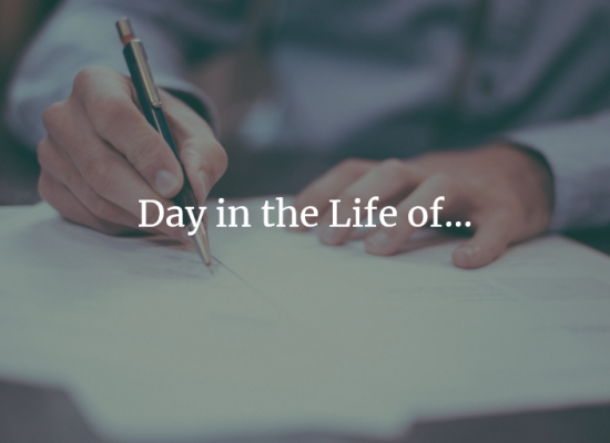A Day in the Life of one of our Property Management Officers