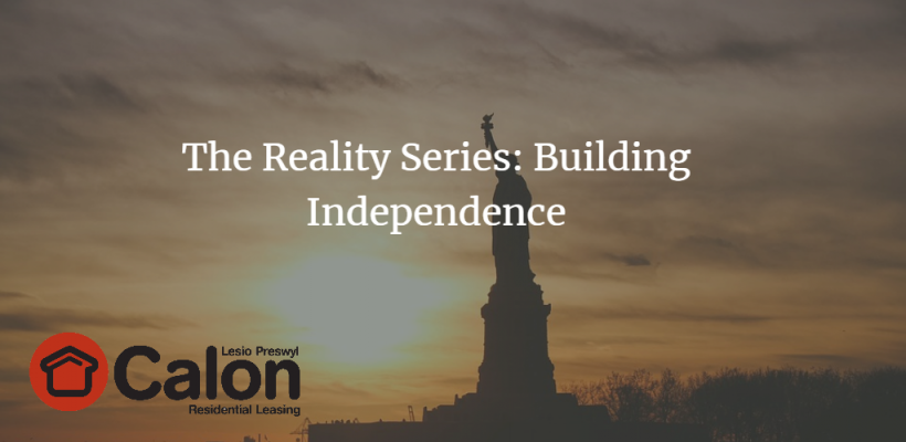 Building Independence