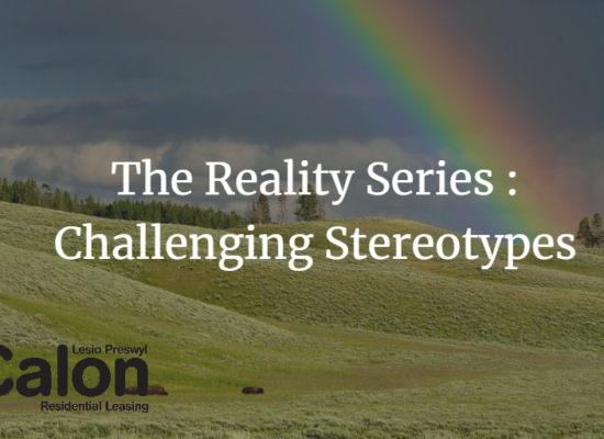 The Reality Series Challenging Sterotypes