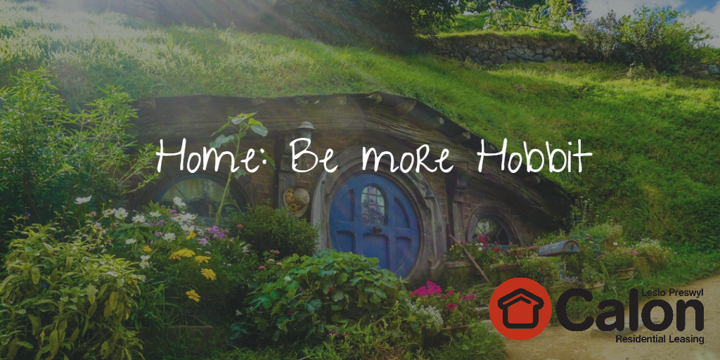 Be more Hobbit:  An expected Journey